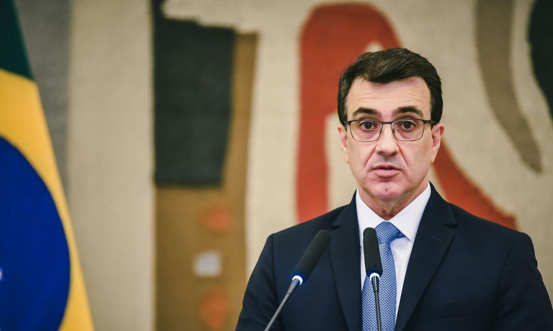 O ministro das Relações Exteriores, Carlos Alberto Franco França encerra nesta sexta visita oficial ao país (Foto: Gabriel Albuquerque/MRE)