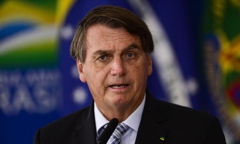 Solicitação da PGR foi enviado ao STF após cobrança da ministra Rosa Weber sobre notícia-crime contra Bolsonaro (Foto: Marcelo Camargo/Agência Brasil)