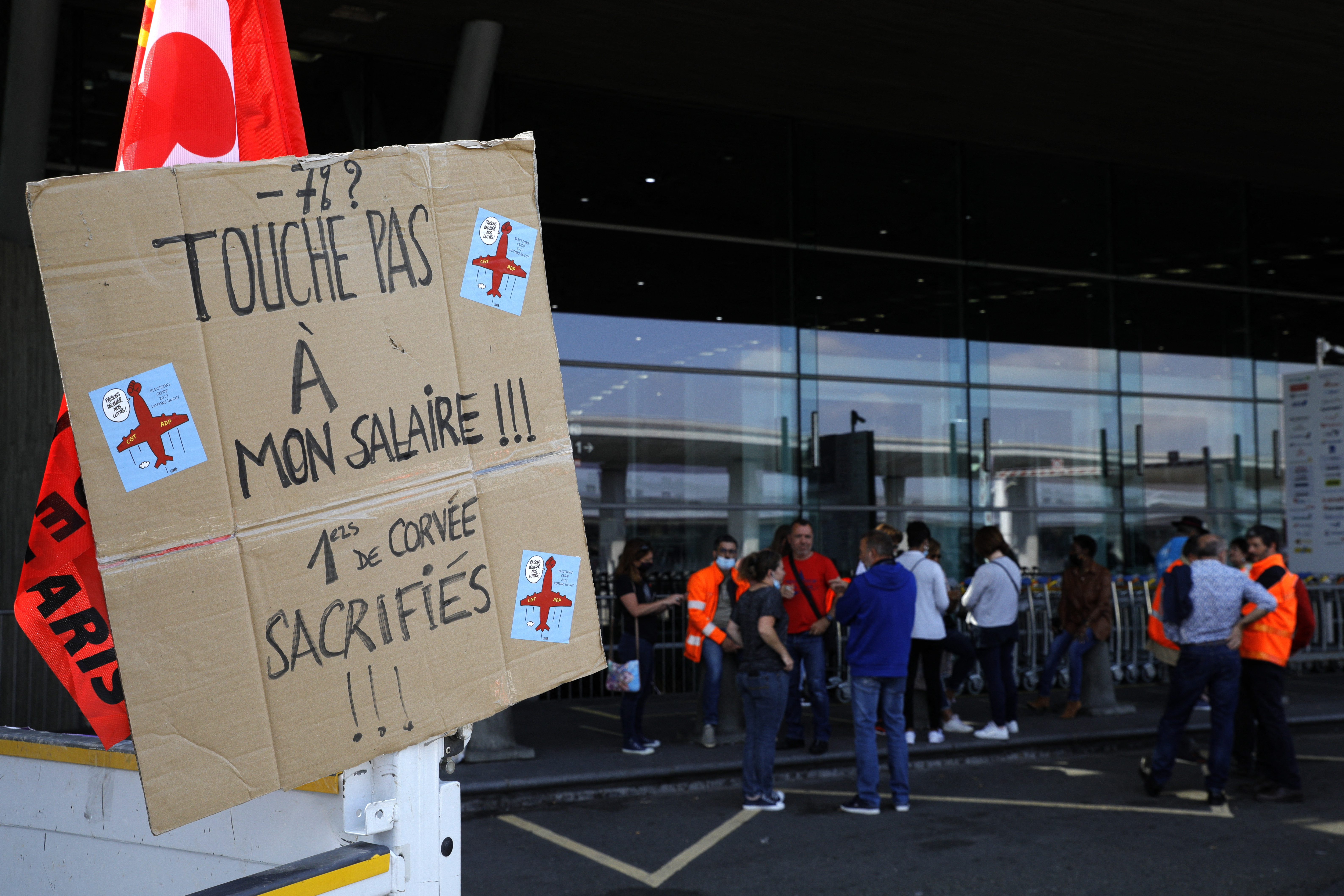 (Foto: GEOFFROY VAN DER HASSELT / AFP )