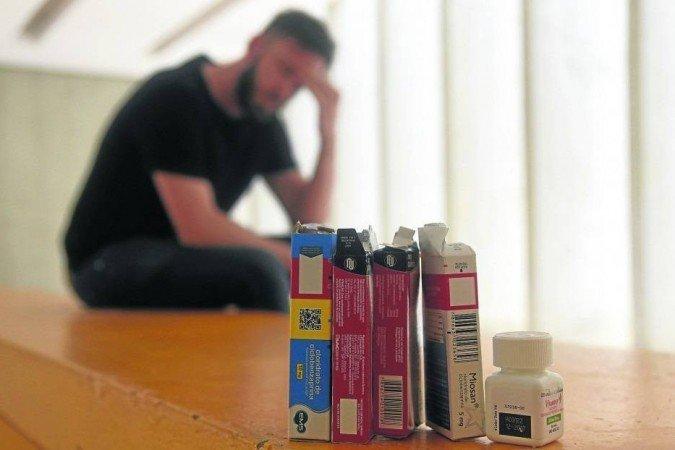 (A doença neurológica é uma das principais causas de dor crônica: mais de 4 milhões de pessoas têm o problema durante, pelo menos, a metade dos meses. Foto: Ed Alves/CB/D.A Press )