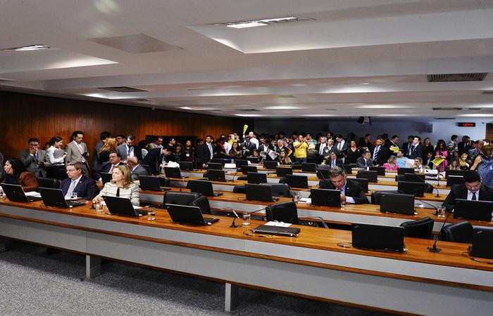 (Foto: Edilson Rodrigues/Ag. Senado )