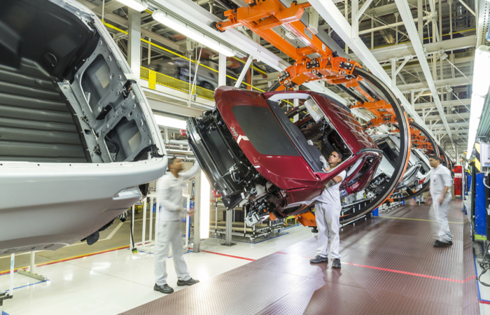 Apesar de queda na produção, emprego subiu pelo 10º mês seguido (Leo Lara/Divulgação)