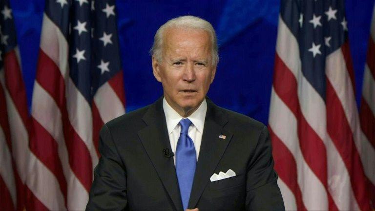 Presidente dos Estados Unidos, Joe Biden (DC POOL/AFP)
