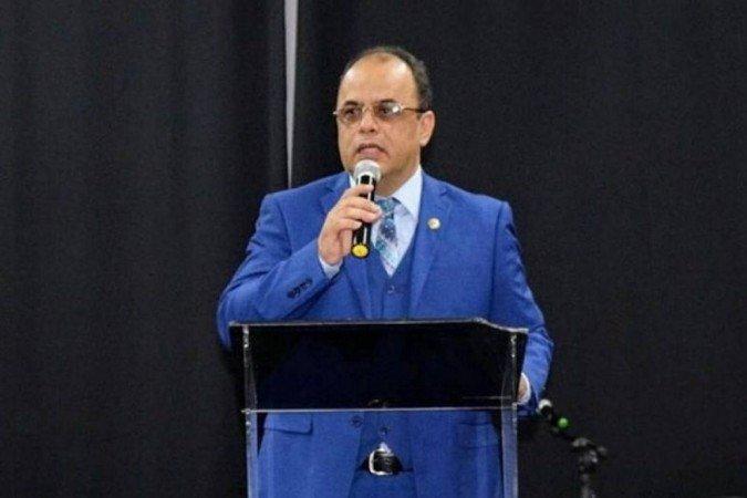 Amilton Gomes recebeu aval do Ministério da Saúde para negociar vacinas (Foto: Agência Senado / Divulgação)
