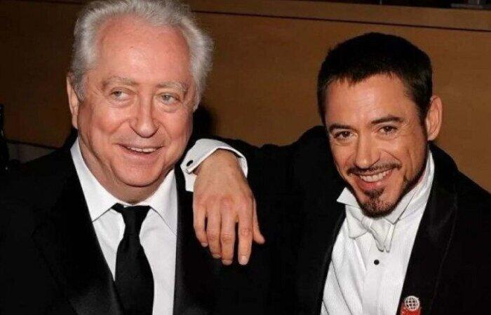 A relação conturbada com o pai, que dirigia filmes na década de 1960, levou o ator às drogas (Foto: Instagram/Reprodução)