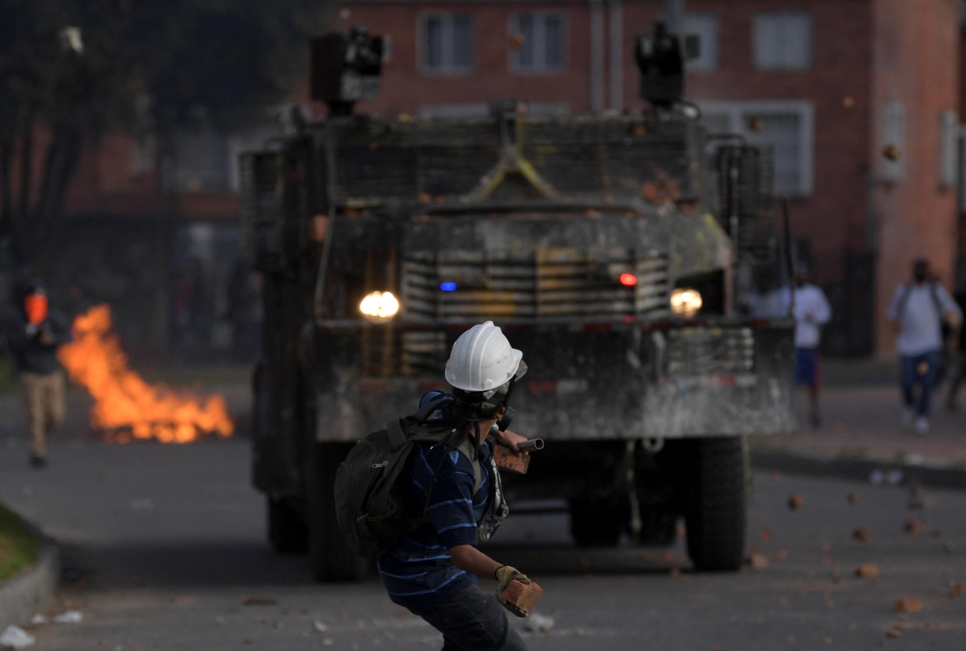 (Foto: Raul ARBOLEDA / AFP)