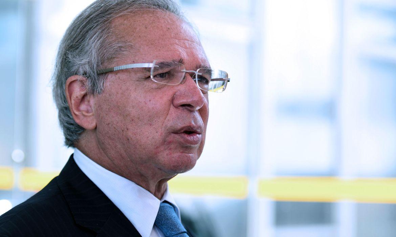 (Ministro voltou a defender tributação de dividendos. Foto: Edu Andrade/ASCOM/ME)