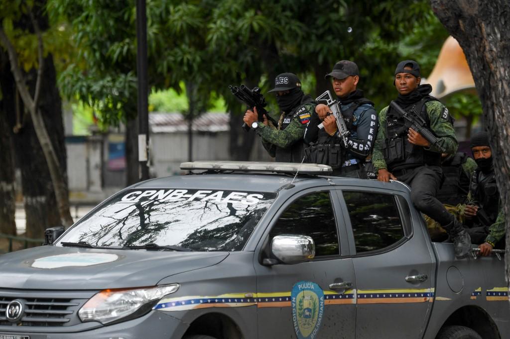 (Foto: Federico Parra / AFP)