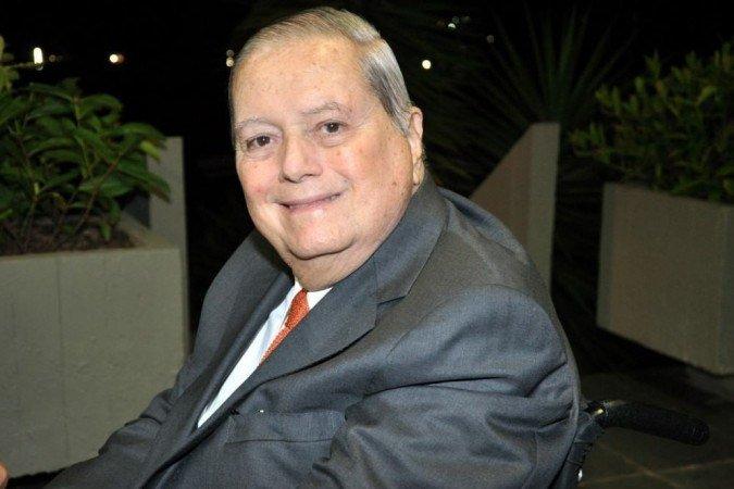 (Embaixador de grande prestígio, Lima não resistiu a complicações causadas por uma infecção urinária. Foto: Aureliza Corrêa/Esp. CB/D.A Press)