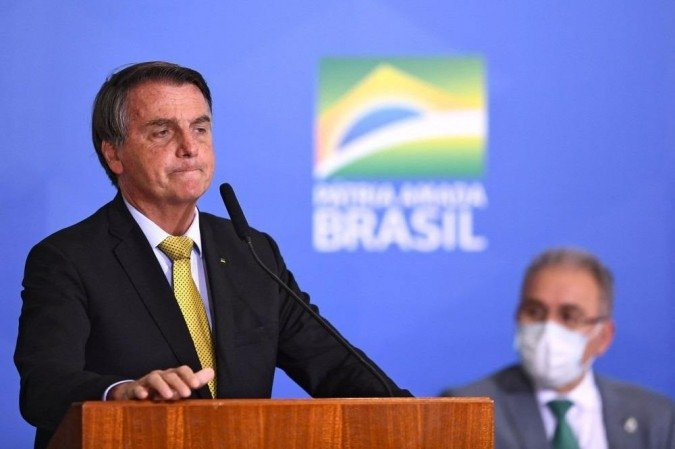 (O problema tem chamado atenção dos brasileiros que já notaram as crises durante as últimas falas do presidente. Foto: EVARISTO SA/AFP)