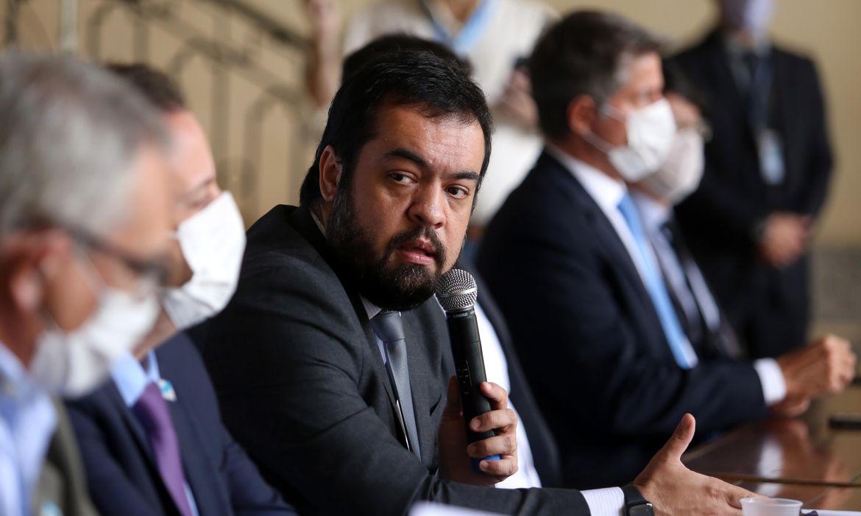 (Governador do Rio afirma que não teve acesso ao teor do processo. Foto: Carlos Magno/Governo do Rio de Janeiro)