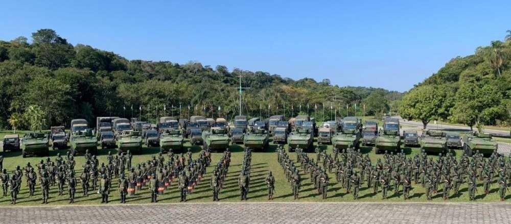 (Objetivo é verificar a capacidade do país em preparar tropas e contribuir com missões de paz da organização. Foto: Divulgação/Exército Brasileiro)