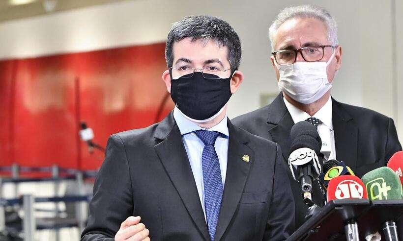 (Vice-presidente da CPI da Covid, senador Randolfe Rodrigues (Rede-AP). Foto: Waldemir Barreto/Agência Senado)