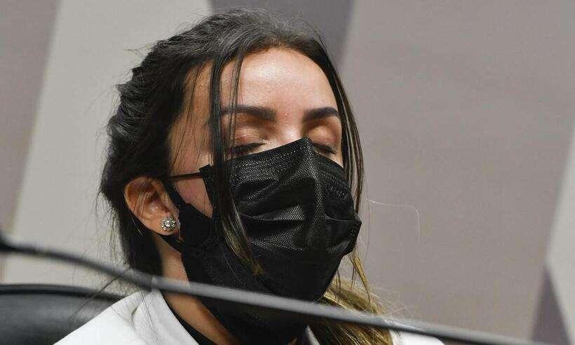 (Diretora técnica da Precisa Medicamentos, Emanuela Medrades. Foto: Leopoldo Silva/Agência Senado)