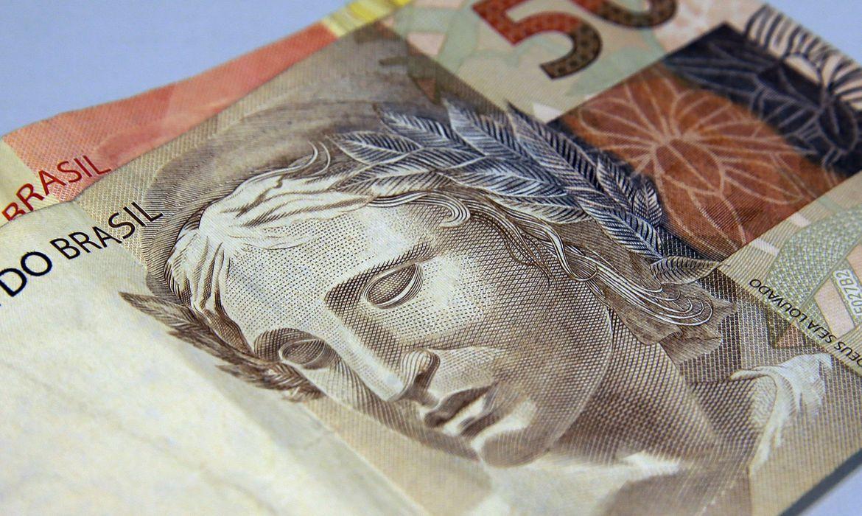 No acumulado em 12 meses, o indicador ficou positivo em 1,07% (Foto: Marcello Casal Jr. / Agência Brasil)