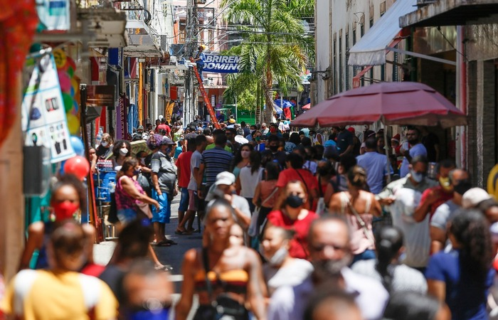 Leandro de Santana/ Arquivo DP (No centro do Recife, o funcionamento será facultativo)