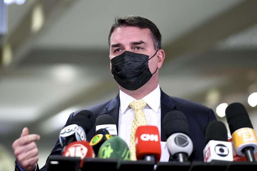 (Bolsonaro sofre uma obstrução intestinal e deve passar por cirurgia emergencial. Foto: Edilson Rodrigues/Agência Senado )