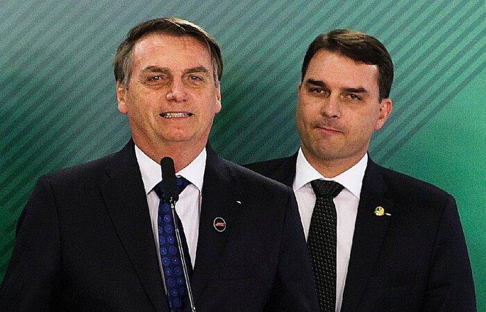 (Valter Campanato/Agência Brasil  'Flávio Bolsonaro confia na Justiça e tem a certeza de que a verdade prevalecerá', diz nota da defesa )