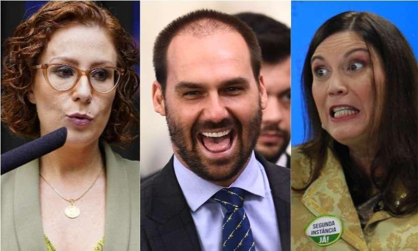 (foto: Vinicius Cardoso/Esp. CB/D.A Press; AFP / EVARISTO SA; Pablo Valadares/Câmara dos Deputados)