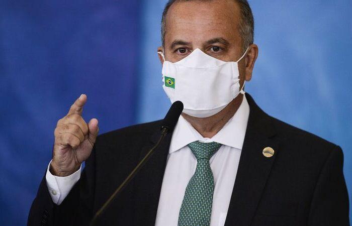 O ministro foi diagnosticado com obstrução na artéria, mas já aguarda alta (Foto: Marcelo Camargo/Agência Brasil)