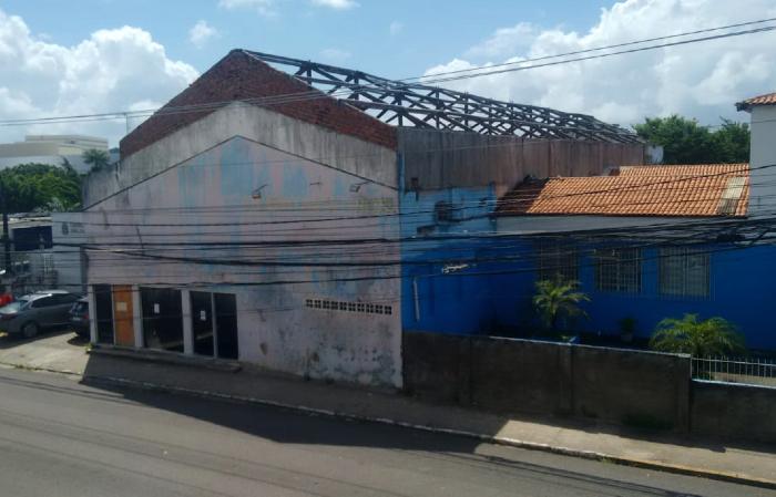 Fachada do Teatro atualmente (Foto: Vinícius Coutinho/Divulgação)