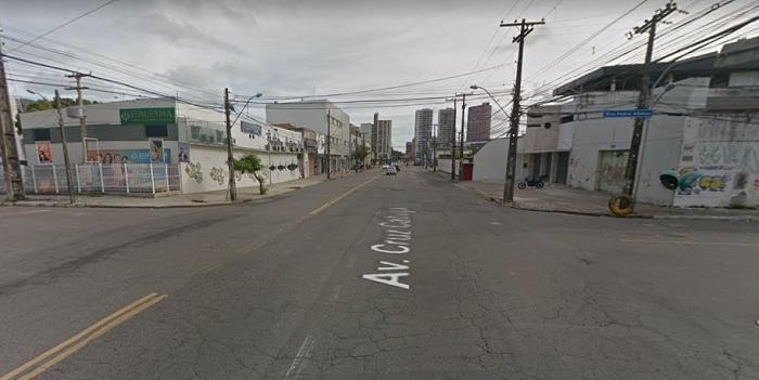 (Google Street View / Reprodução)