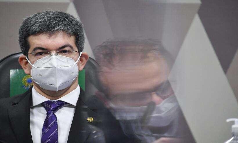 (Senador Randolfe Rodrigues (Rede-AP). Foto: Leopoldo Silva/Agência Senado)