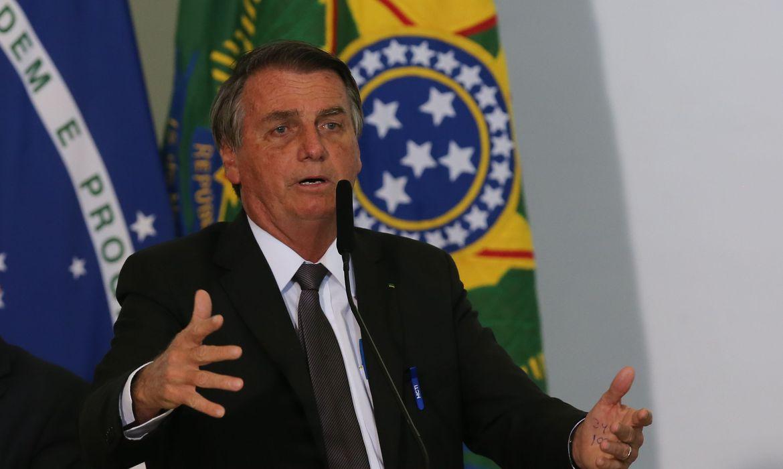 (Bolsonaro disse que deve vetar trecho em respeito ao contribuinte. Foto: Fábio Rodrigues/Agência Brasil)
