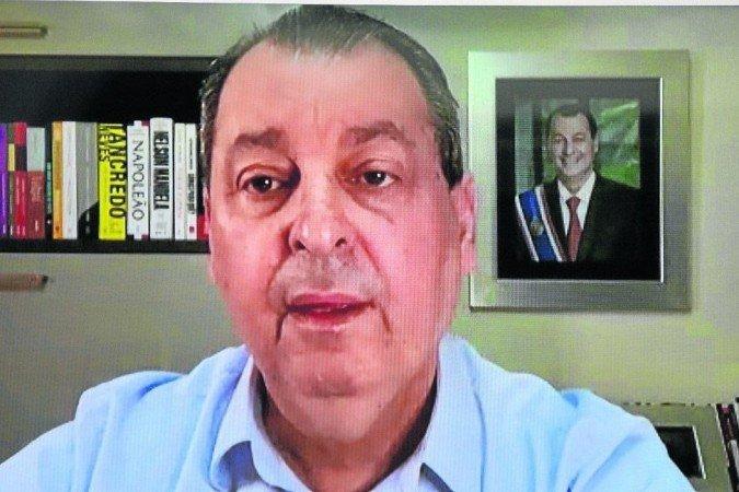 """Segundo Aziz, é preciso saber para quem o ex-diretor de Logística do ministério Roberto Dias """"operava"""" (Foto: Reprodução)"""