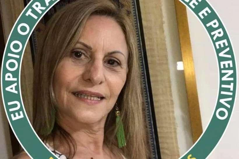 (Mara Regina Cordeiro é a nova diretora do Hospital Federal de Ipanema. Foto: Redes Sociais/Reprodução)