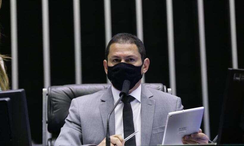 (Marcelo Ramos vem trocando farpas com o presidente Jair Bolsonaro desde a aprovação da Lei de Diretrizes Orçamentárias (LDO) de 2022. Foto: Michel Jesus/Câmara dos Deputado)