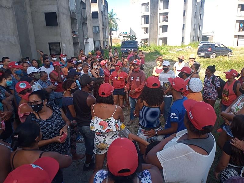 (Foto: MST em Pernambuco)