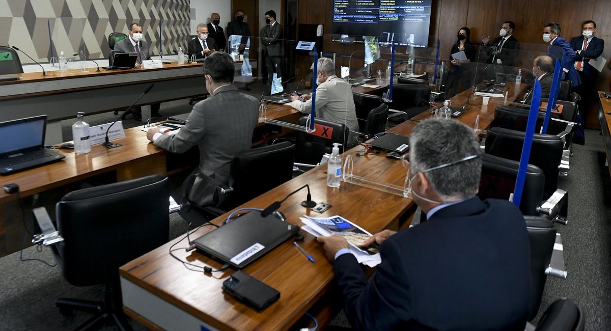 (Requerimento foi aprovado antes do recesso, para auxílio que a equipe técnica da comissão mista auxilie a CPI. Foto: Edilson Rodrigues/Agência Senado)