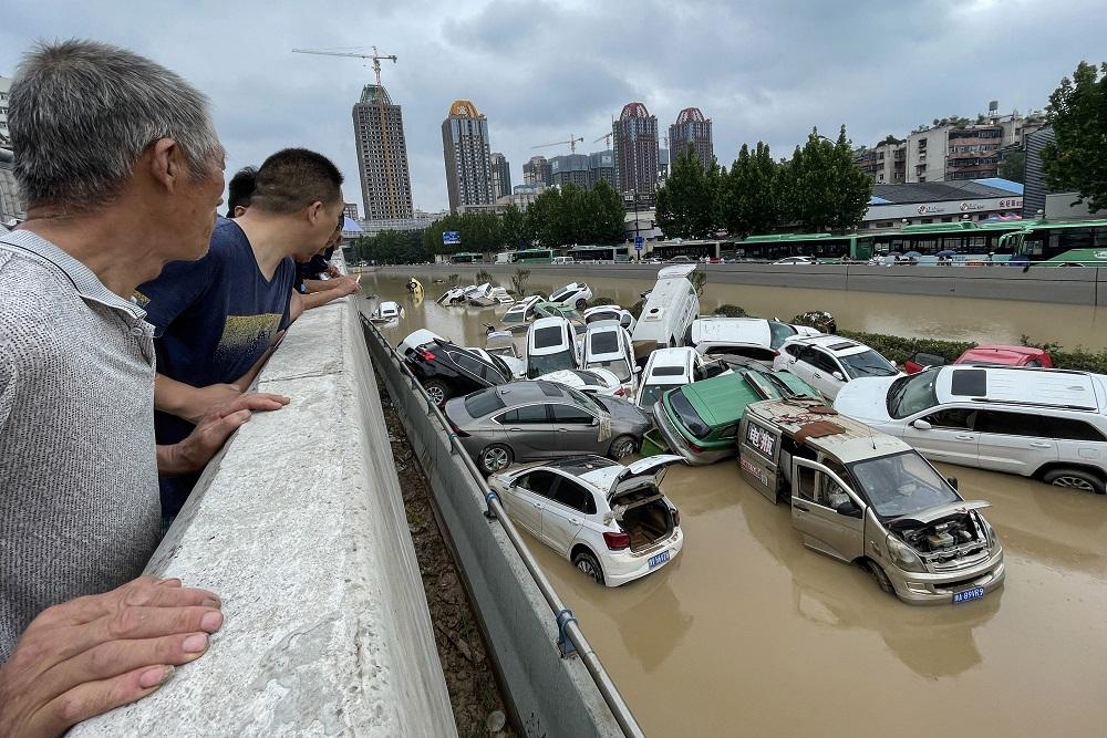 (Foto: STR / AFP)