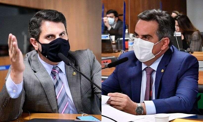 (O senador aliado do governo considera que o colega não estava ativo nas atividades da comissão que investiga a gestão da pandemia de Covid-19 no Brasil. Foto: Pedro França/Waldemir Barreto/ Agência Senado)