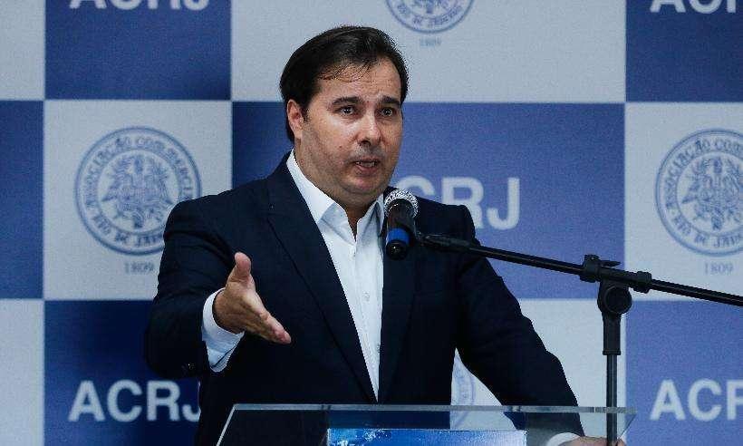 (Deputado federal Rodrigo Maia (sem partido-RJ), ex-presidente da Câmara. Foto: Tomaz Silva/Agencia Brasil )