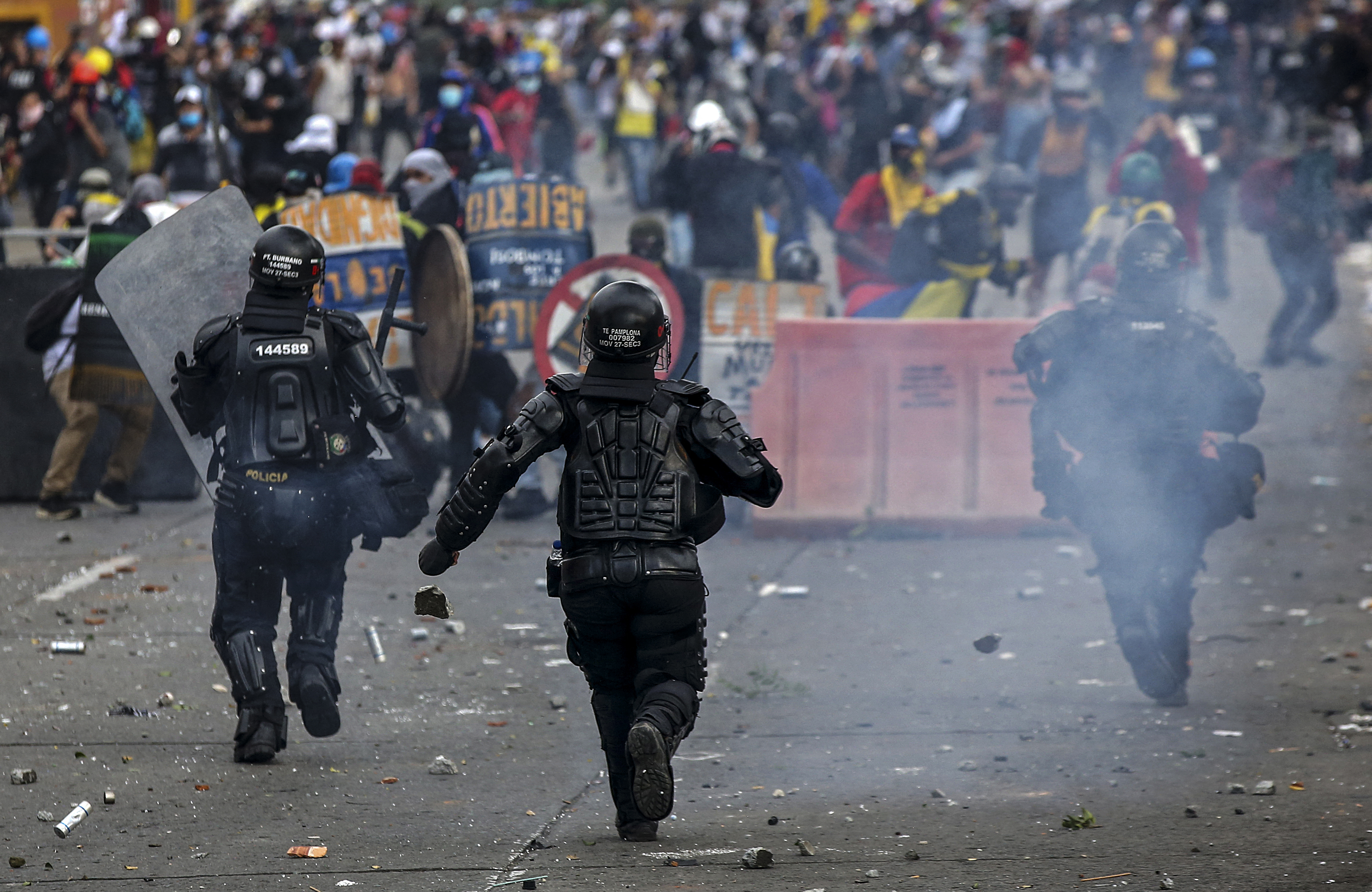 (Foto: Paola MAFLA / AFP )