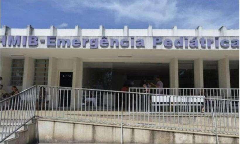 (Seis bebês foram diagnosticados com uma superbactéria, resistente a vários antibióticos, no início do mês, no mesmo hospital. Foto: Marcelo Ferreira/CB/D.A Press)