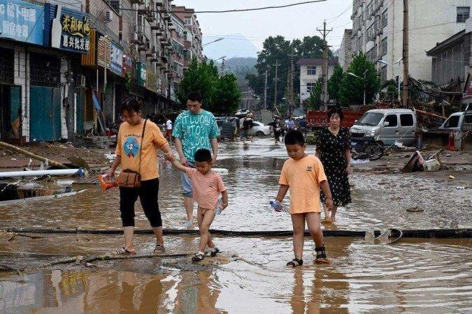 (Foto: JADE GAO / AFP)