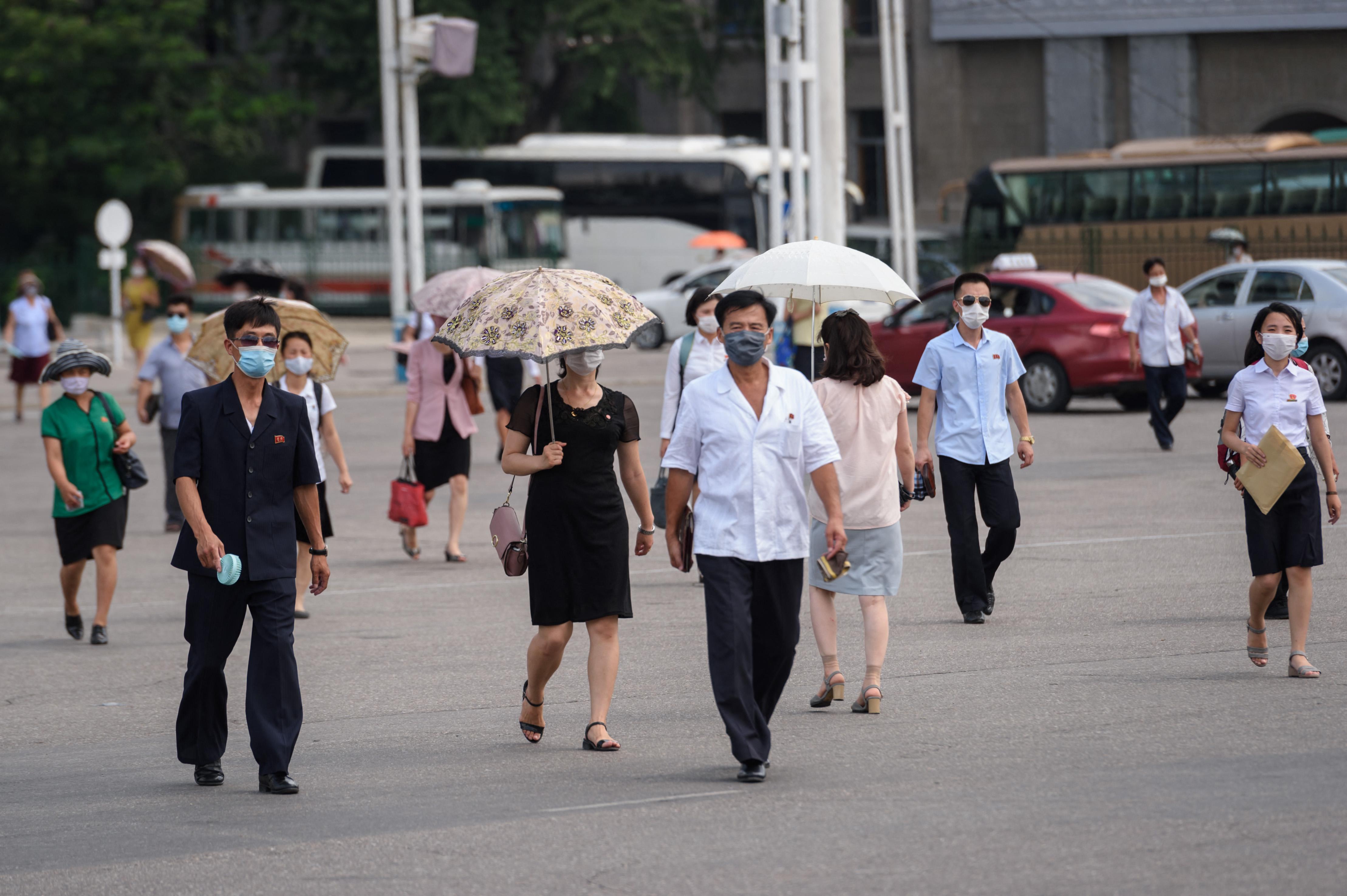 (Foto: KIM Won Jin / AFP )
