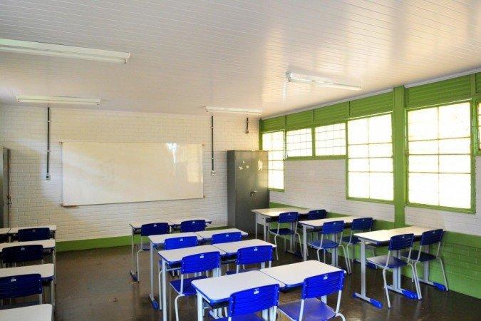 (comentam o cenário do Novo Ensino Médio no país no podcast do Correio. Foto: Dênio Simões/Agência Brasília)