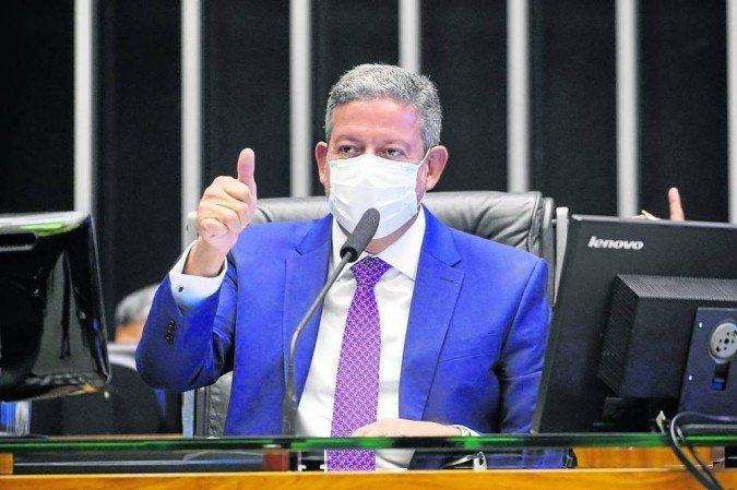 Integrante do Centrão, Lira controla distribuição de recursos a deputados (Foto: Pablo Valadares / Câmara dos Deputados)