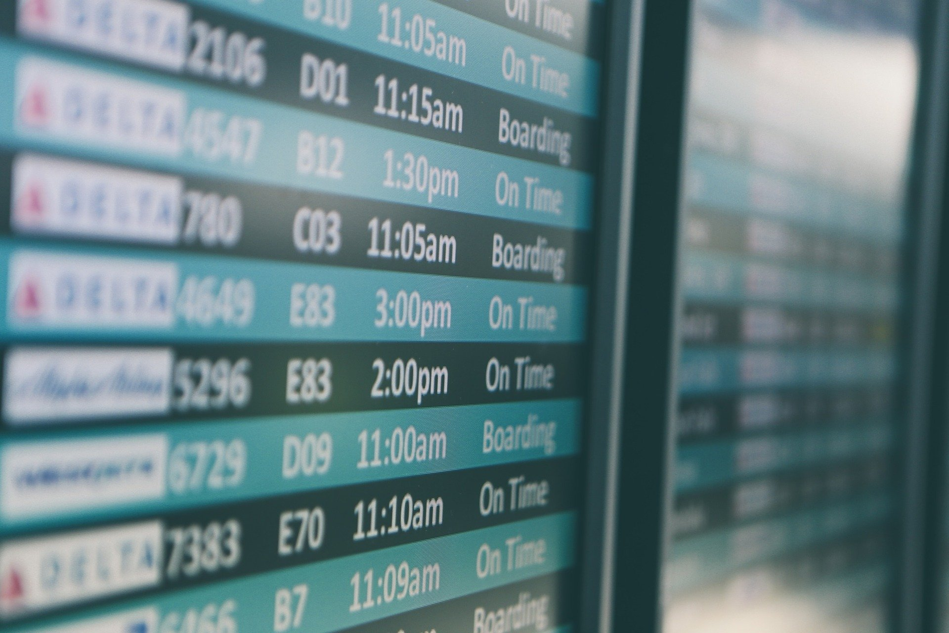 (Nova lei prorroga o prazo para remarcação ou reembolso de viagens e eventos; consumidores têm até dezembro de 2022 para solicitar mudanças. Foto: Reprodução/Pixabay)
