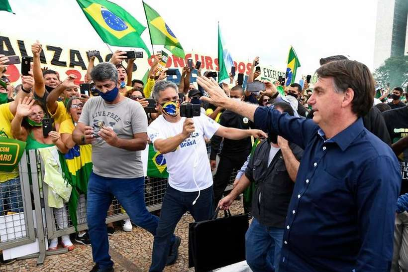 (Presidente, no entanto, disse que não comparecerá a manifestações agendadas para este fim de semana na capital paulista. Foto: Evaristo Sá/AFP)