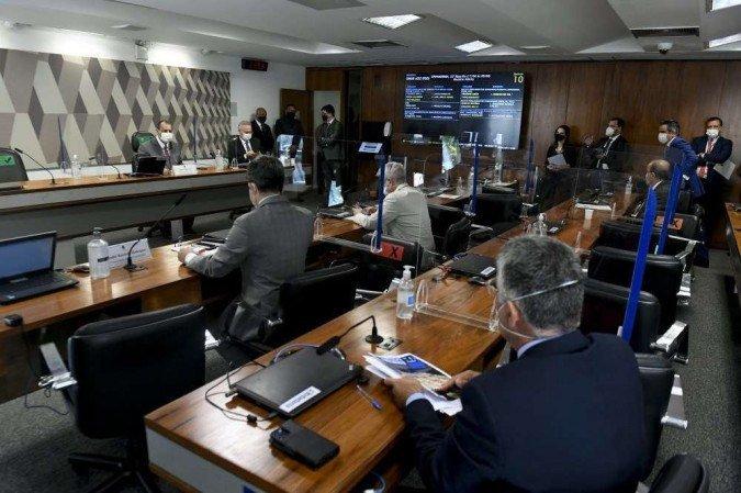 (Foto: Edilson Rodrigues/ Agência Senado)