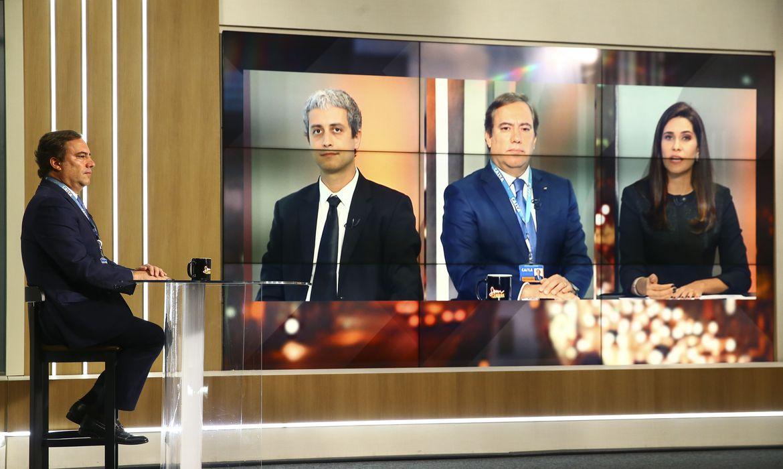 (Pedro Guimarães participou do programa Sem Censura. Foto: Marcelo Camargo/Agência Brasil)