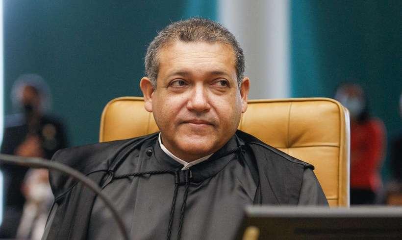 (Indicado por Bolsonaro ao STF, Ministro Nunes Marques diz que debate acerca do voto impresso auditável 'se insere no contexto nacional como uma preocupação legítima do povo brasileiro'. Foto: Fellipe Sampaio/SCO/STF)