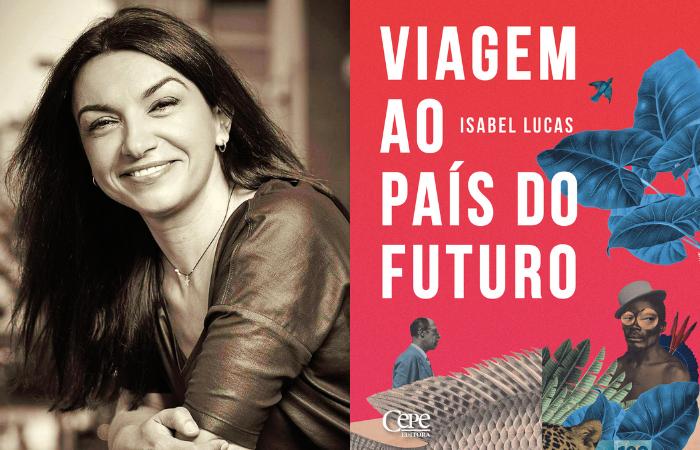 Isabel Lucas, autora de Vigem ao País do Futuro (Foto: Divulgação)