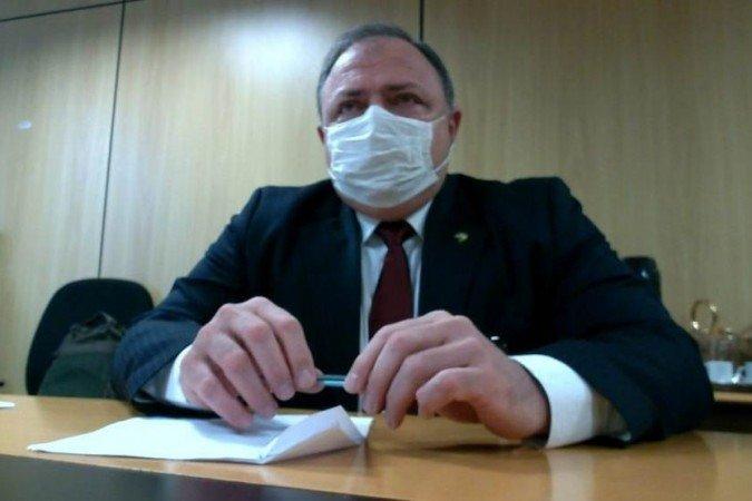 (Ex-ministro da Saúde frisou que os contratos todos passavam pela secretaria-executiva da pasta. Foto: Reprodução)