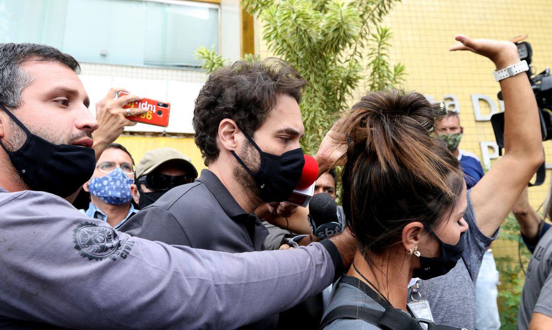 (Casal está preso por envolvimento na morte de Henry Borel, de 4 anos. Foto: Tânia Rego/Agência Brasil)